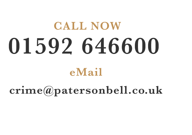 Call Paterson Bell, TODAY!